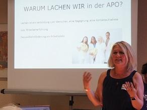 Ausbildung Lachyoga Leiter mit Nina Fuchs