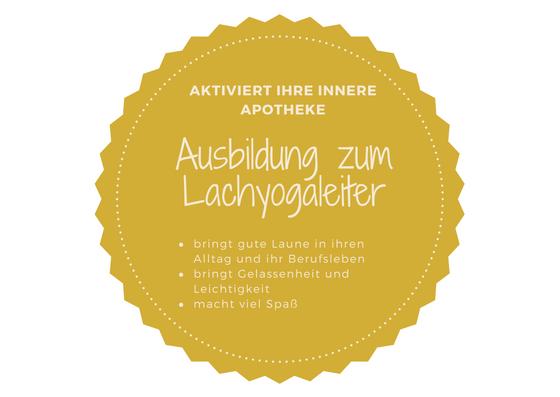 Ausbildung zur Yogaleiterin - Lachyoga Leiter Ausbildung Wien