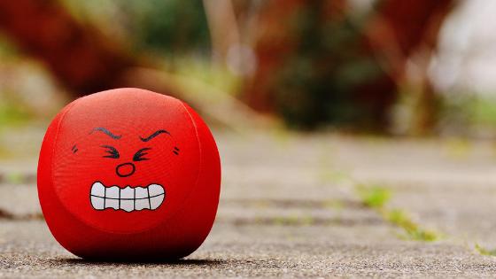 Wut von den Schultern lachen - Lachen wirkt