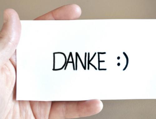 Jahresvorsatz Dankbarkeit – deine 5 Vorteile