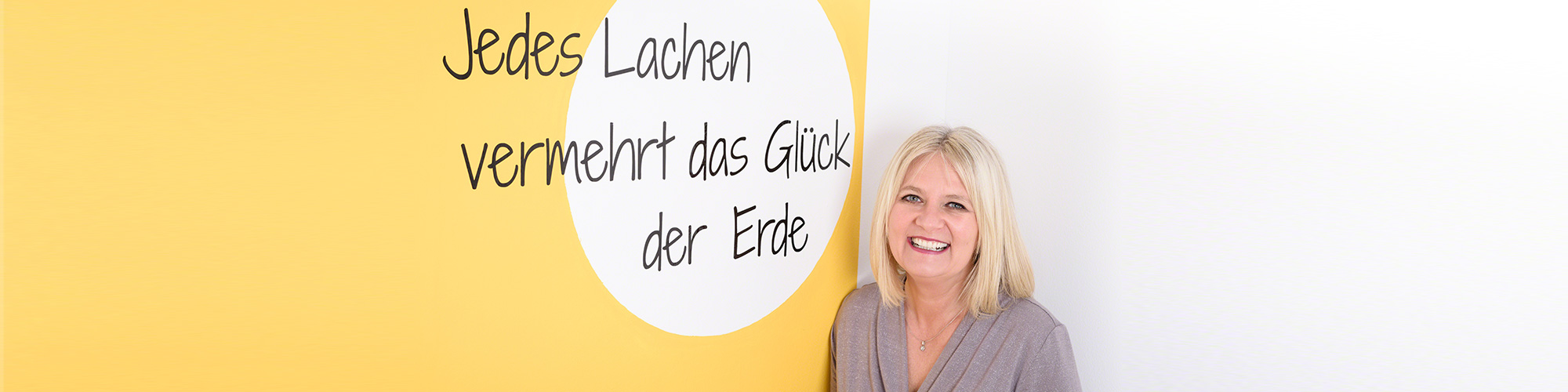 Nina Fuchs - Lachzentrum Wien